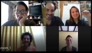 Colaboración Escuela de Perros Guías de Chile